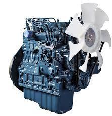 Двигатель Kubota серии Super 07