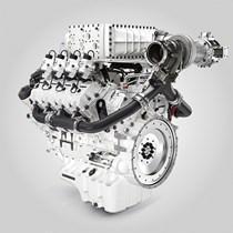 Газовый двигатель Liebherr G934, Liebherr G944, Liebherr G936, Liebherr G946, Liebherr G9508, Liebherr G9512