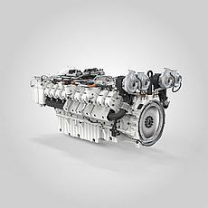 Двигатель Liebherr D9820