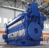 Газовый двигатель Wartsila, газопоршневой двигатель Wartsila