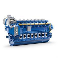 Двигатель Wartsila W 9L32, Wartsila W 12V32, Wartsila W 16V32, Wartsila W 18V32, Wartsila 6L46F