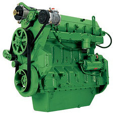 Дизельный двигатель John Deere 6068, John Deere 6081, John Deere 6090