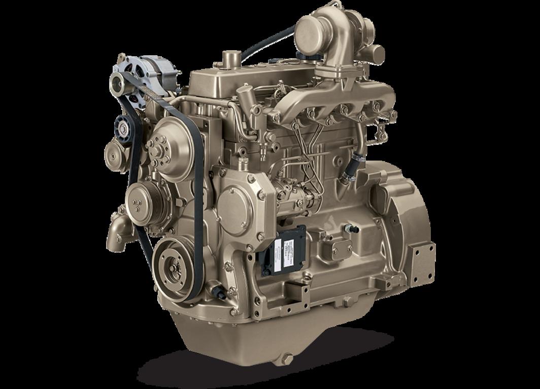 Двигатель John Deere 4045TF150, John Deere 4045TF250, John Deere 4045HF150, John Deere 4045DF120