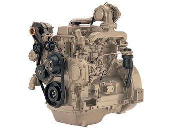 Двигатель John Deere 6125-02-AF001350EHD, John Deere 6125-03-AF001375E, John Deere 6125AF001