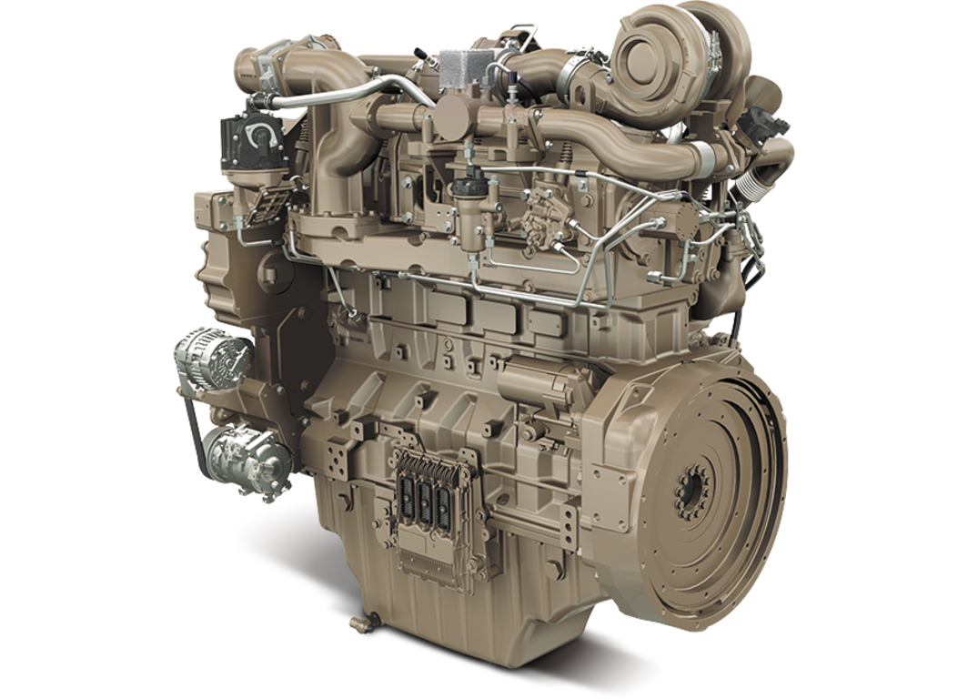 Двигатель John Deere 6068TF250, John Deere 6068HF250, John Deere 6068HF150, John Deere 6081HF070