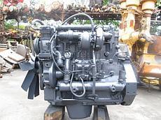 Двигатель Hanomag D942, Hanomag D943, Hanomag D962, Hanomag D963 Turbo