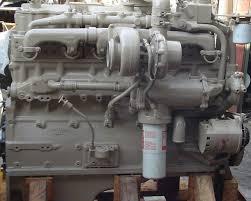 Двигатель Cummins NT335, Cummins NT380, Cummins NTC335, Cummins NTC365, Cummins NTC400, Cummins NTC444