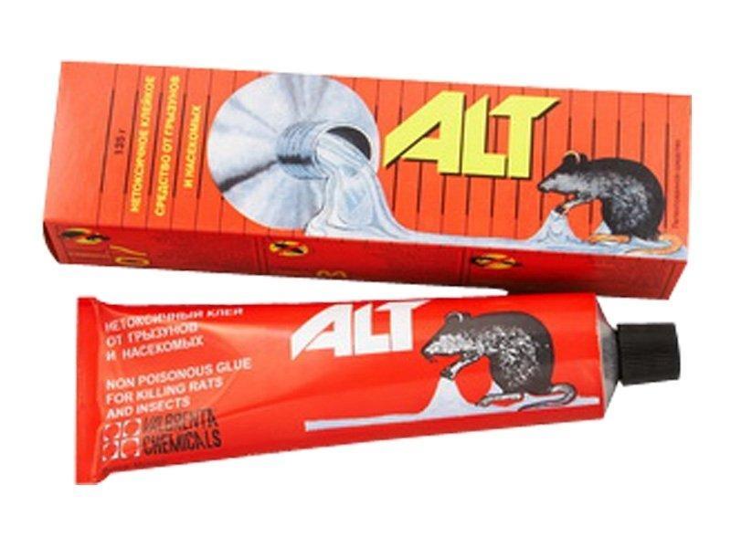 Клей от грызунов и насекомых ALT