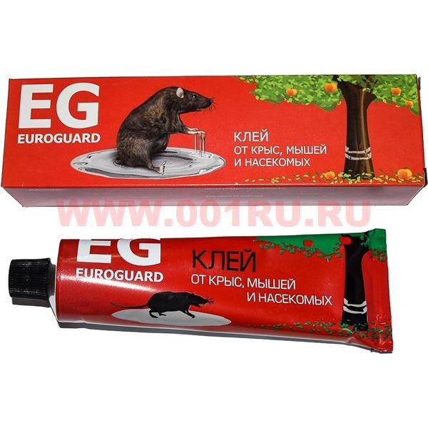 Клей EG euroguard от крыс, мышей и насекомых