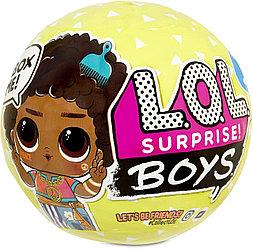 LOL Surprise - Кукла Сюрприз в шарике, ЛОЛ Мальчики 3 волна Boys (Оригинал)