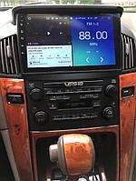 Автомагнитола  Lexus Rx 300 1998 2002 Teyes Android
