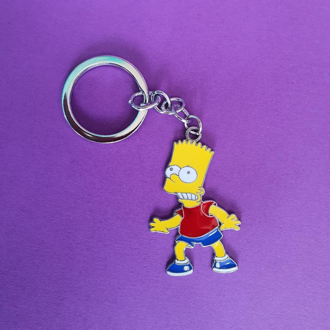 Брелок Барт Симпсон
