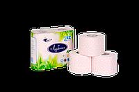 """Трехслойная целлюлозная туалетная бумага """"Махаббатпен"""""""