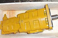 Гидравлический насос 803004128ZL50G/GN, LW500F до 2010г.в. Синий сплошной (6 зуб., сдвоенный) CBGj3100/1010 80