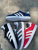 Кеды Adidas Gazelle черн д2, фото 1