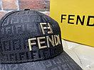 Кепка-бейсболка Fendi (0157), фото 2