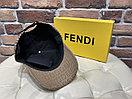 Кепка-бейсболка Fendi (0158), фото 5
