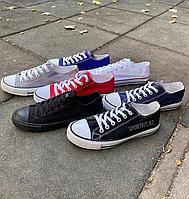 Кеды Converse син, фото 1