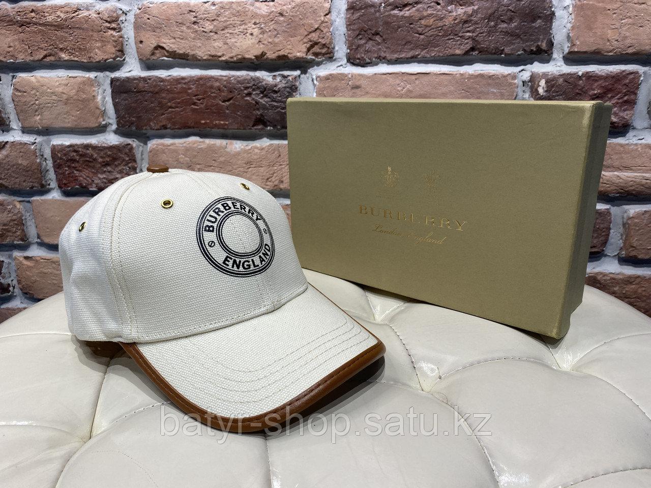 Кепка-бейсболка Burberry (0160)