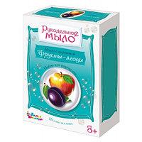 Набор для изготовления мыла с картинками своими руками «Яблоко и слива»