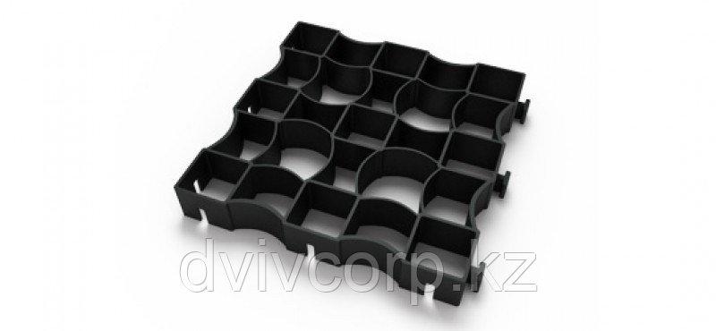 Газонная решетка Ecoteck Maneg (черный)