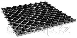 Газонная решетка Ecoteck Parking-M (черный)