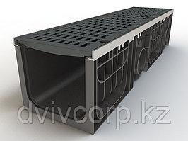Лоток 200.210 h210 пластиковый HEAVY 200 D400 в сборе