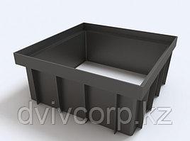 Надстройка к дождеприемнику 300х300 (черный)