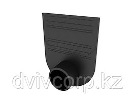 Заглушка-переходник для лотков пластиковых 100 h125 и 100 h175