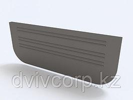 Заглушка для лотков пластиковых 100 h65