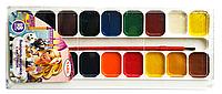 Краски акварельные 18цв