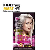 4919 Cтойкая крем-краска для волос серии «Effect Сolor» 50мл, 9,1 тон пепельный блондин