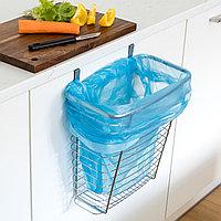 Tatkraft TOP Навесная корзина для хранения подходит для мусорных мешков 10888