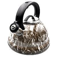 Чайник со свистком 2,6 литра Fissman