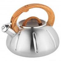 Чайник со свистком 3 литра с антинакип покрытием