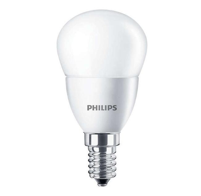 Лампа ESS LEDLustre 6,5-60W E14 827 B48N Philips /871869676337700/