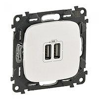 VLN-a Бел Роз 2*USB зарядка /754995/