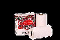 """Трехслойное целлюлозное бумажное полотенце """"Махаббатпен"""", фото 1"""