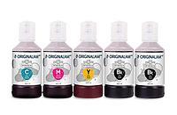 Светостойкие чернила ORIGINALAM.NET для фотопечати 127 мл (5 цветов)