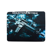 Коврик для компьютерной мыши X-Game, CS GUNS V1.P, Counter Strike, 210*260*3 мм., Пол. Пакет
