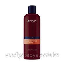 Шампунь восстанавливающий для длинных волос Indola age expertise shampoo 300 мл
