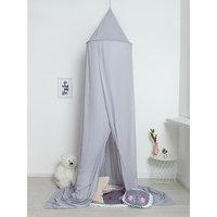 Балдахин для детской 'Крошка Я' 300х270 см, серый