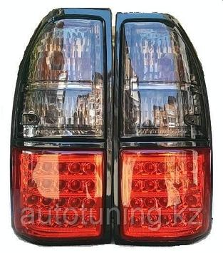 Светодиодные фонари на Land Cruiser Prado 90-95 1996-2002 Тонированные!