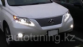 Альтернативная передняя оптика (фары) на Lexus RX270/350 2009-2011