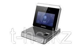 Hikvision DS-K1F600-D6E-F Терминал для сбора изображении лиц и отпечатков пальцев