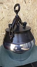 Афганский казан N3 комбинированный 30 л, оригинал, фото 2