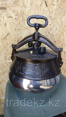 Афганский казан N3 комбинированный 50 л, оригинал, фото 2