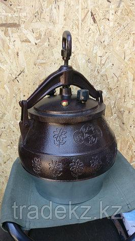 Афганский казан N2 комбинированный 50 л, оригинал, фото 2