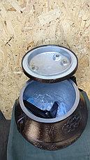 Афганский казан N2 комбинированный 50 л, оригинал, фото 3