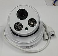 IP видеокамера купольная 2Мп